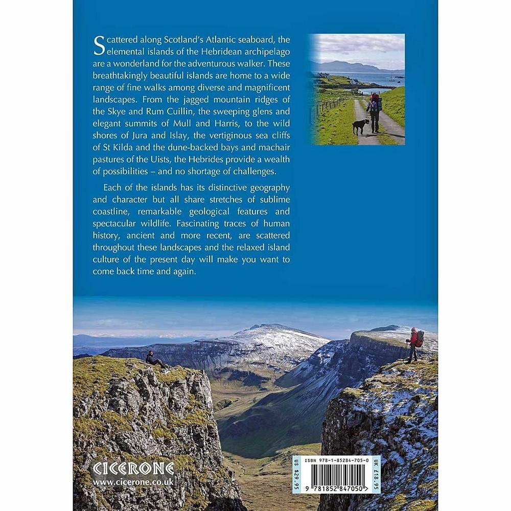 Cicerone Guide Book: The Hebrides