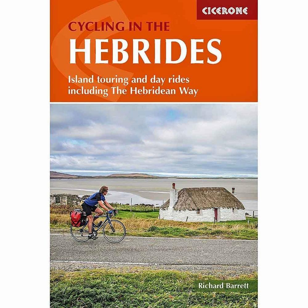 Cicerone Guide Book: Cycling the Hebrides