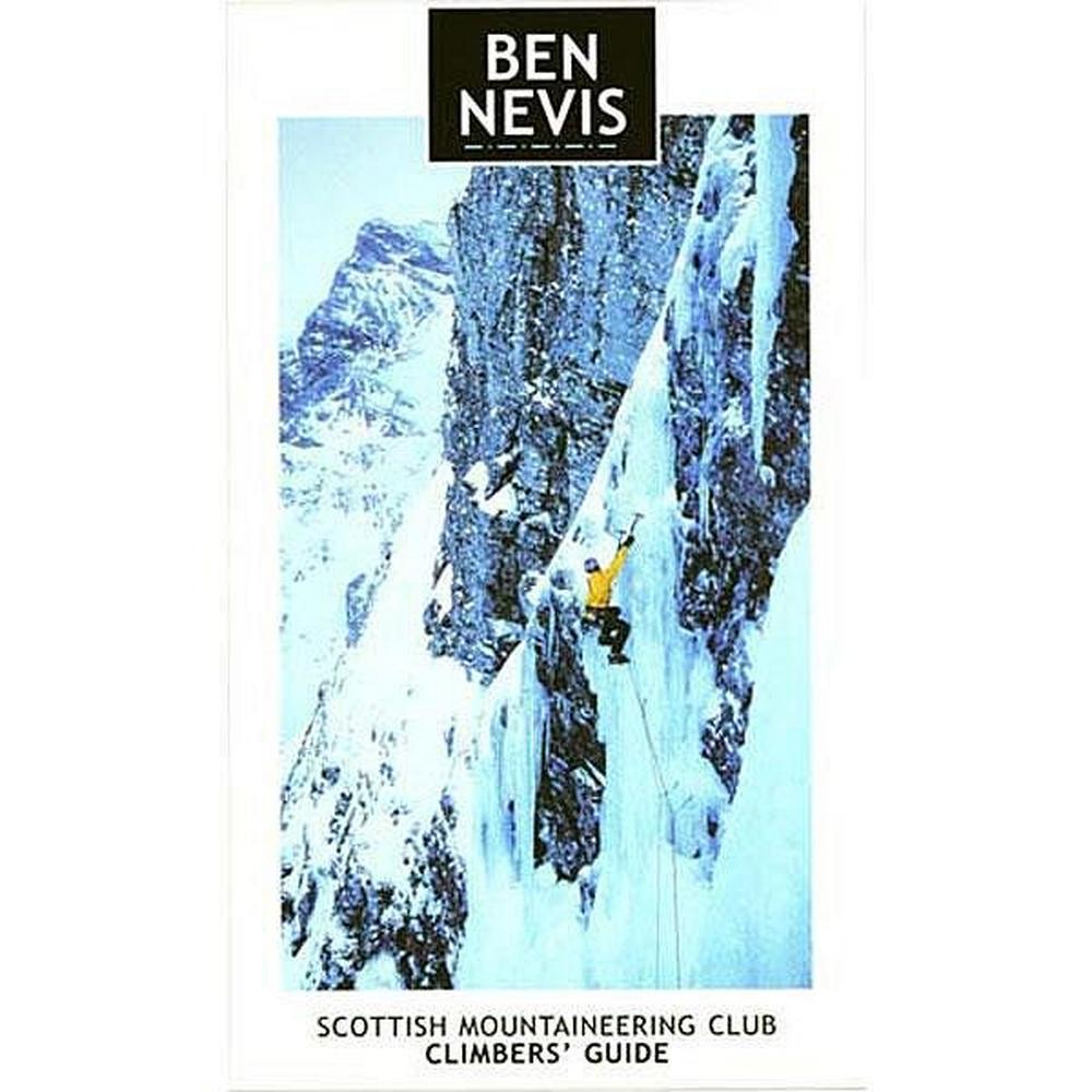 Cordee SMC Climbing Guide Book: Ben Nevis - Rock & Ice