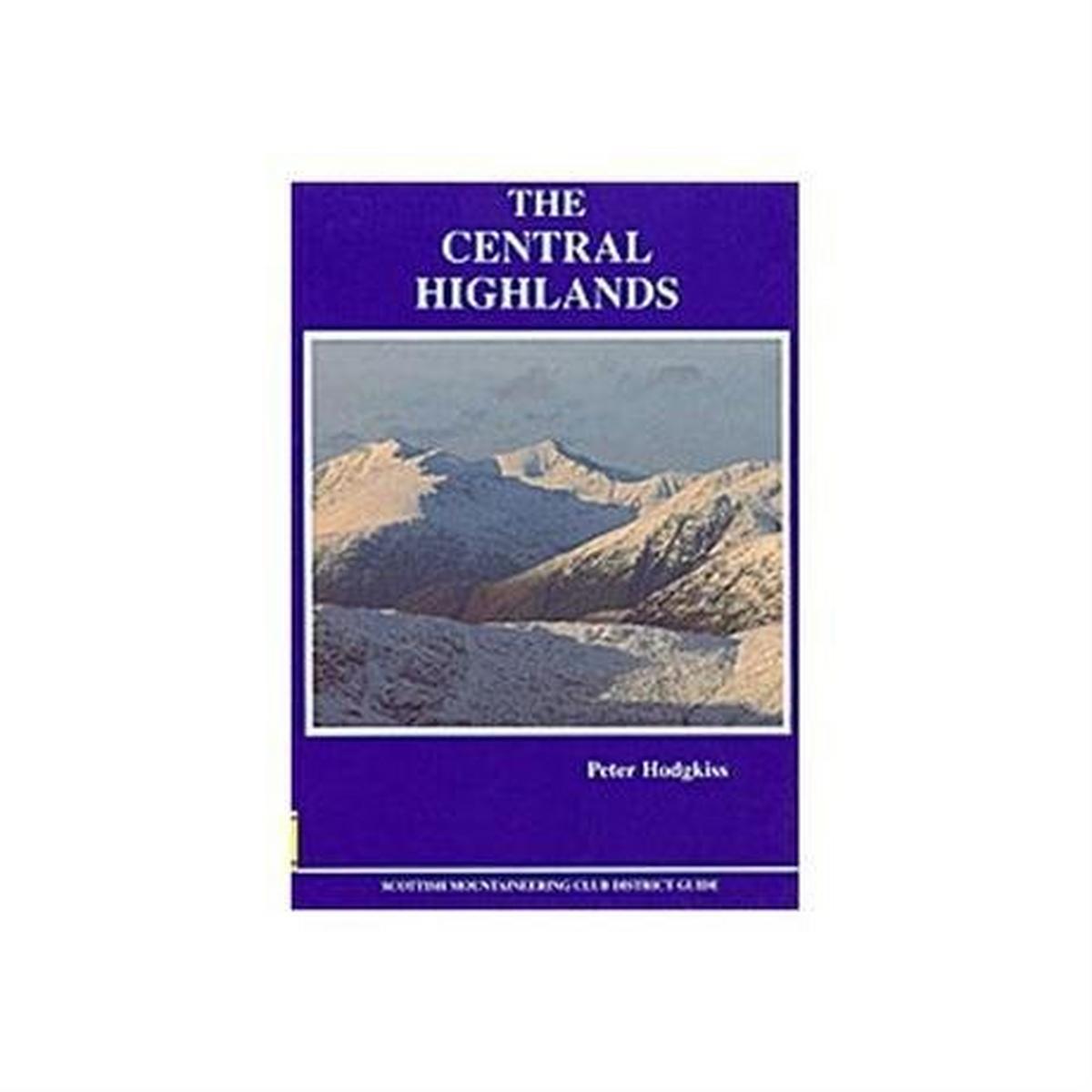 Cordee SMC Hillwalking Guide Book: Central Highlands