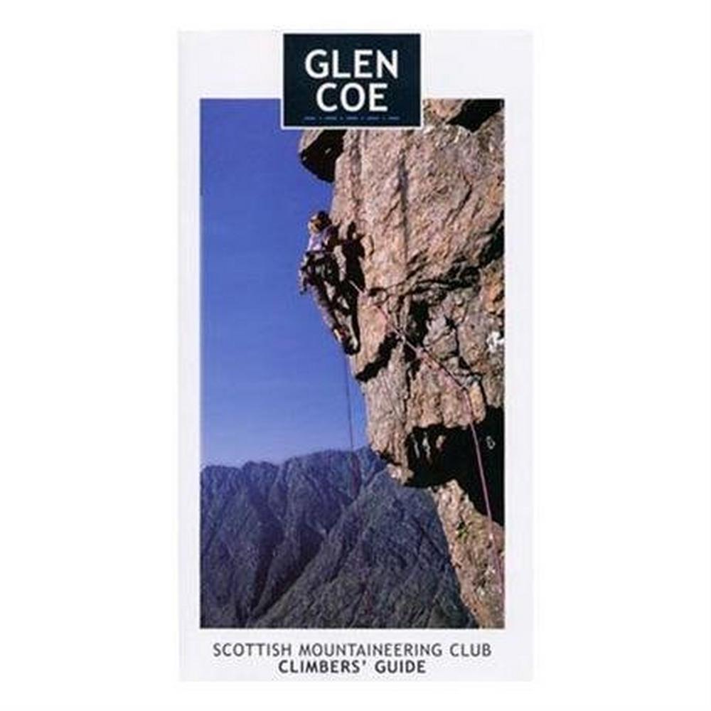 Cordee SMC Climbing Guide Book: Glen Coe - Rock & Ice