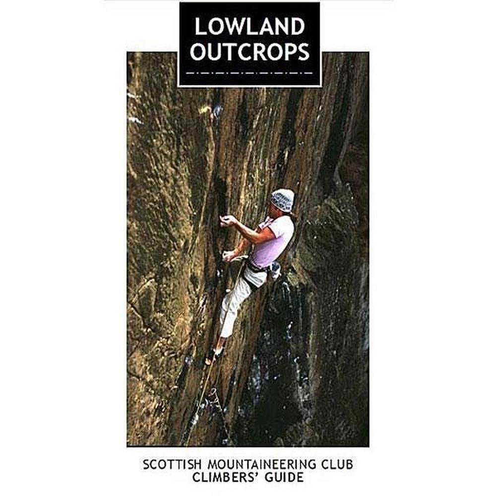 Cordee SMC Climbing Guide Book: Lowland Outcrops