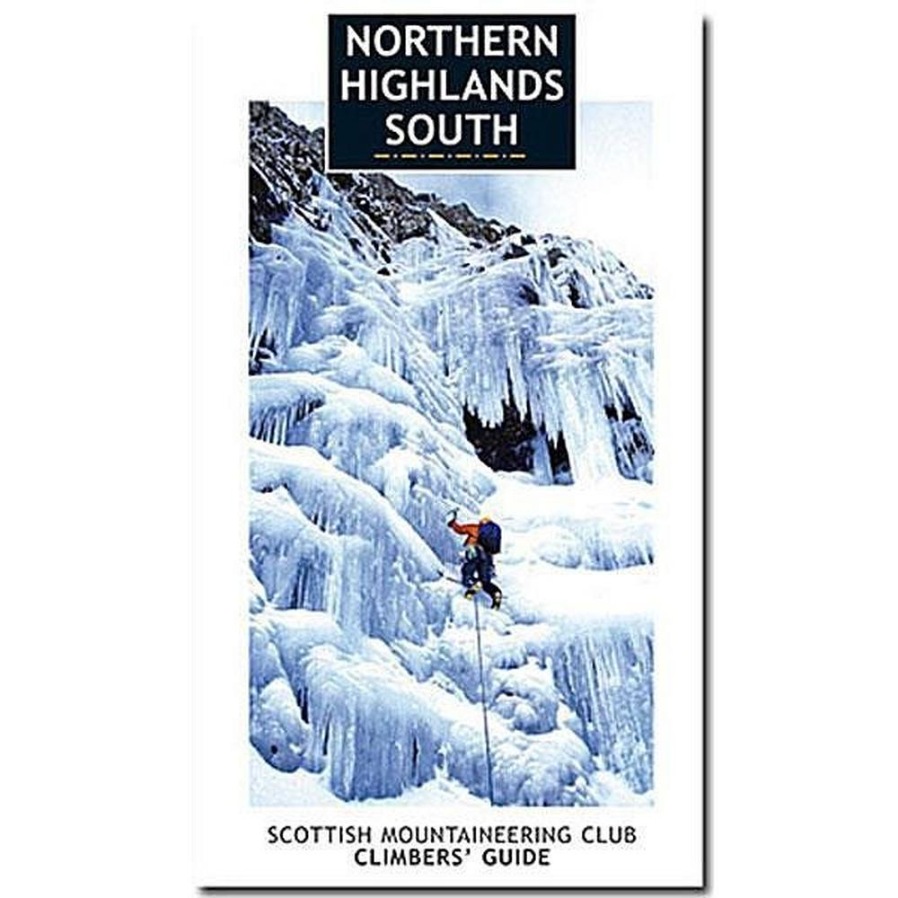 Cordee SMC Climbing Guide Book: Northern Highlands - South