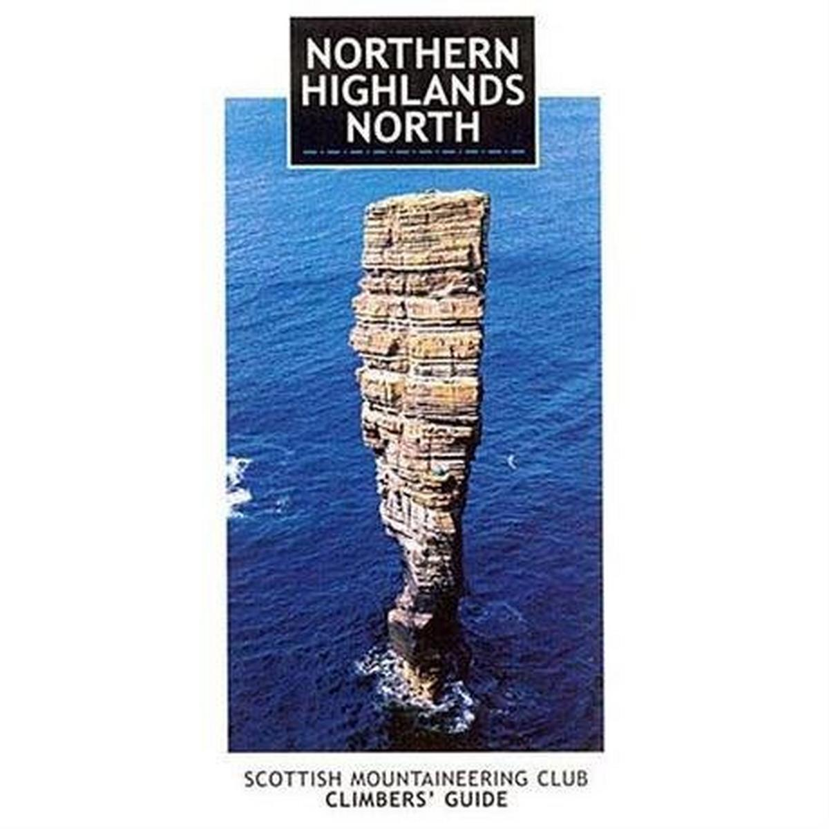 Cordee SMC Climbing Guide Book: Northern Highlands - North