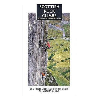 SMC Climbing Guide Book: Scottish Rock Climbs