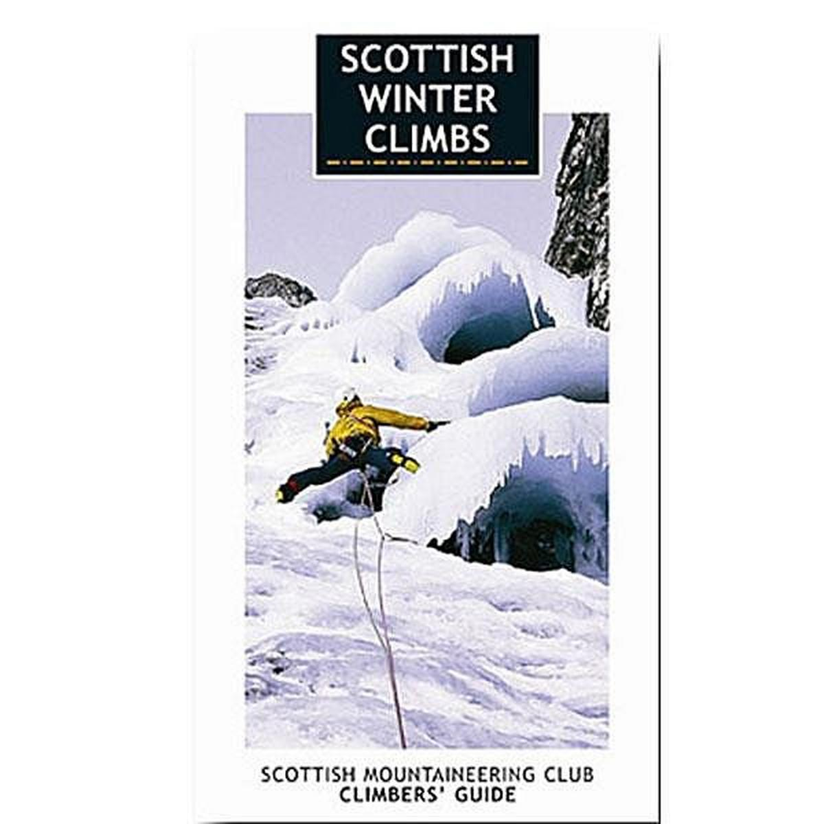 Cordee SMC Climbing Guide Book: Scottish Winter Climbs