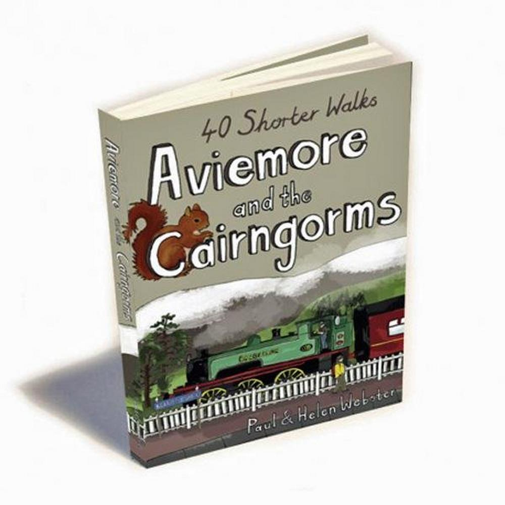 Cordee Pocket Mountains Guide Book: Aviemore and the Cairngorms