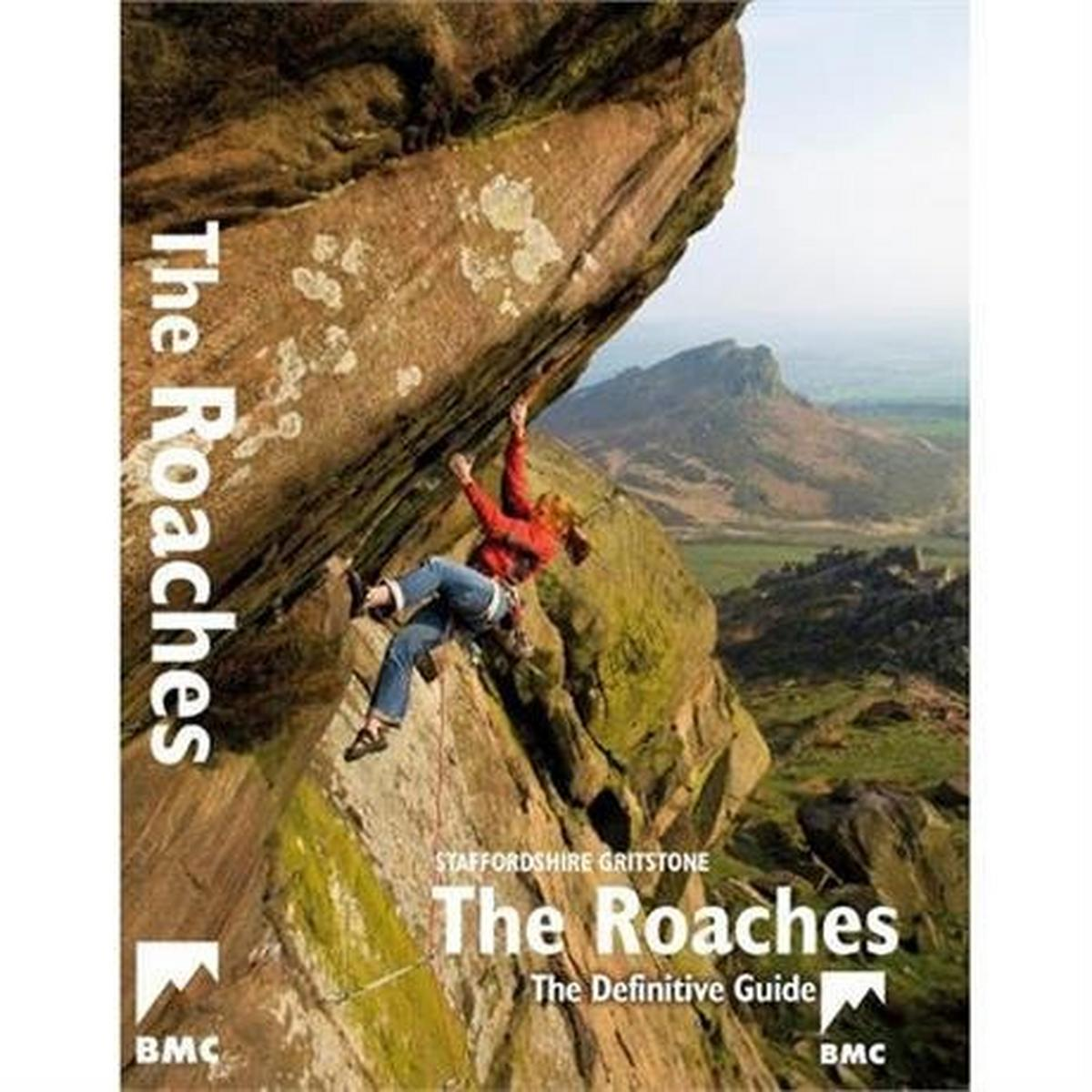 Cordee BMC Climbing Guide Book: Staffordshire Gritstone - The Roaches