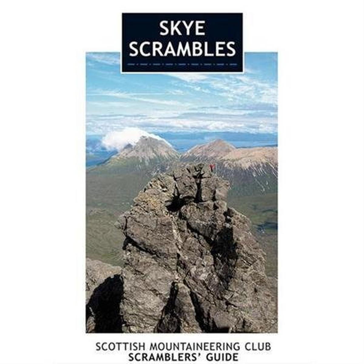 Cordee SMC Climbing Guide Book: Skye Scrambles