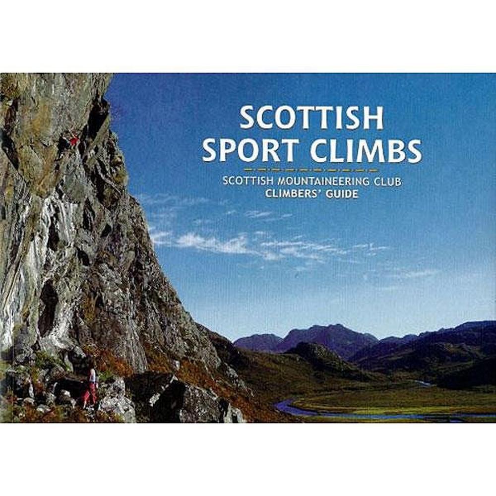 Cordee SMC Climbing Guide Book: Scottish Sport Climbs