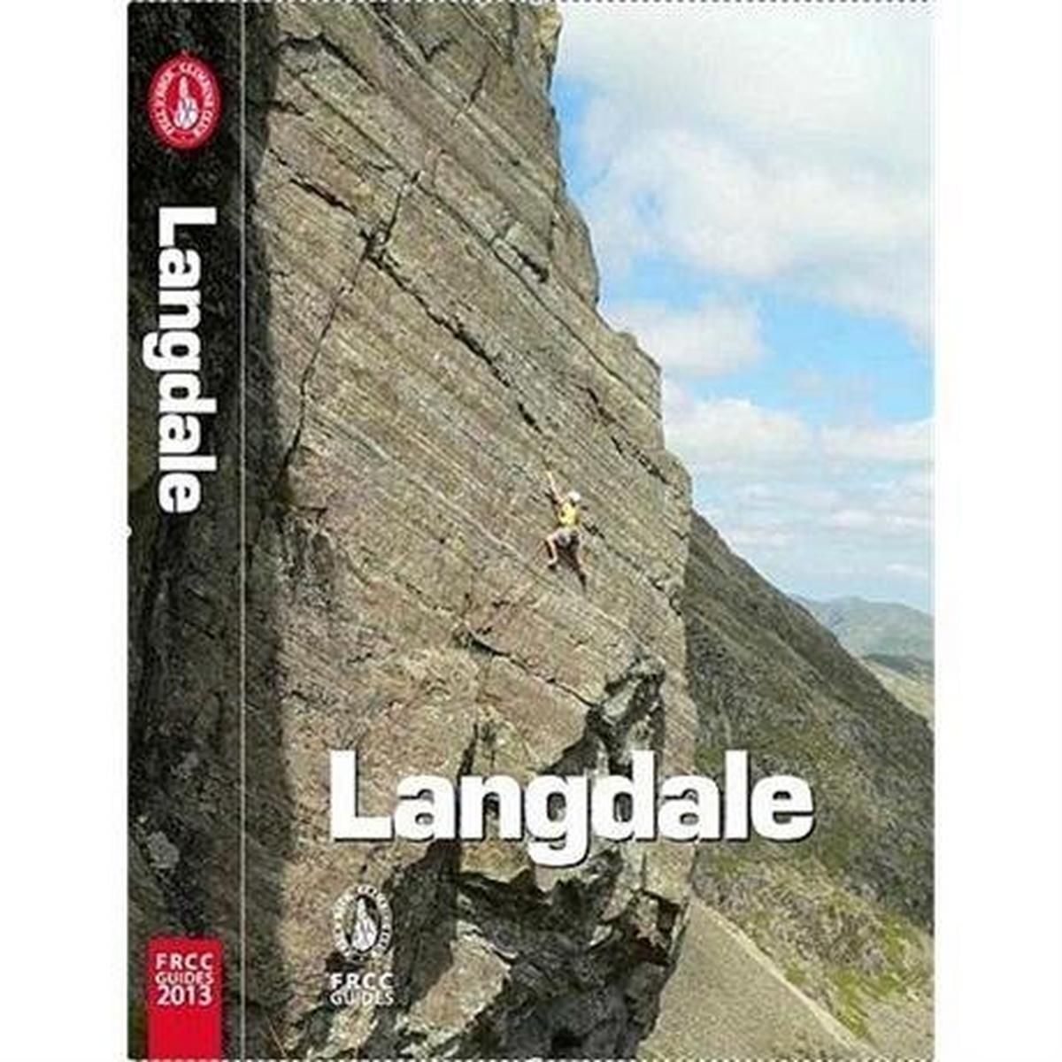 Cordee FRCC Climbing Guide Book: Langdale