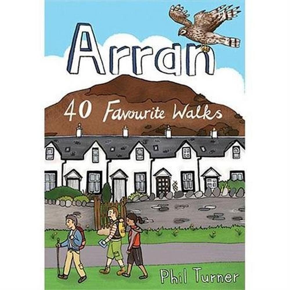 Cordee Pocket Mountains Guide Book: Arran