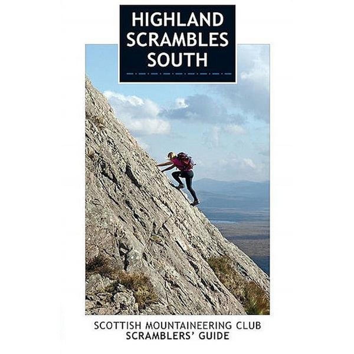 Cordee SMC Guide Book: Highland Scrambles South
