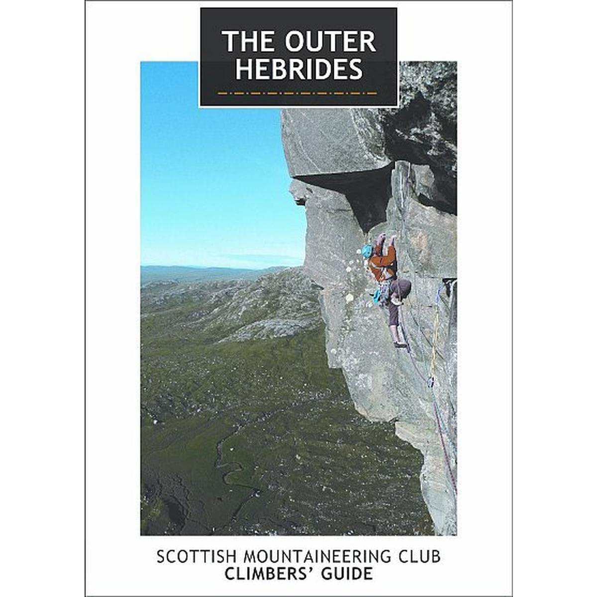 Cordee SMC Climbing Guide Book: The Outer Hebrides