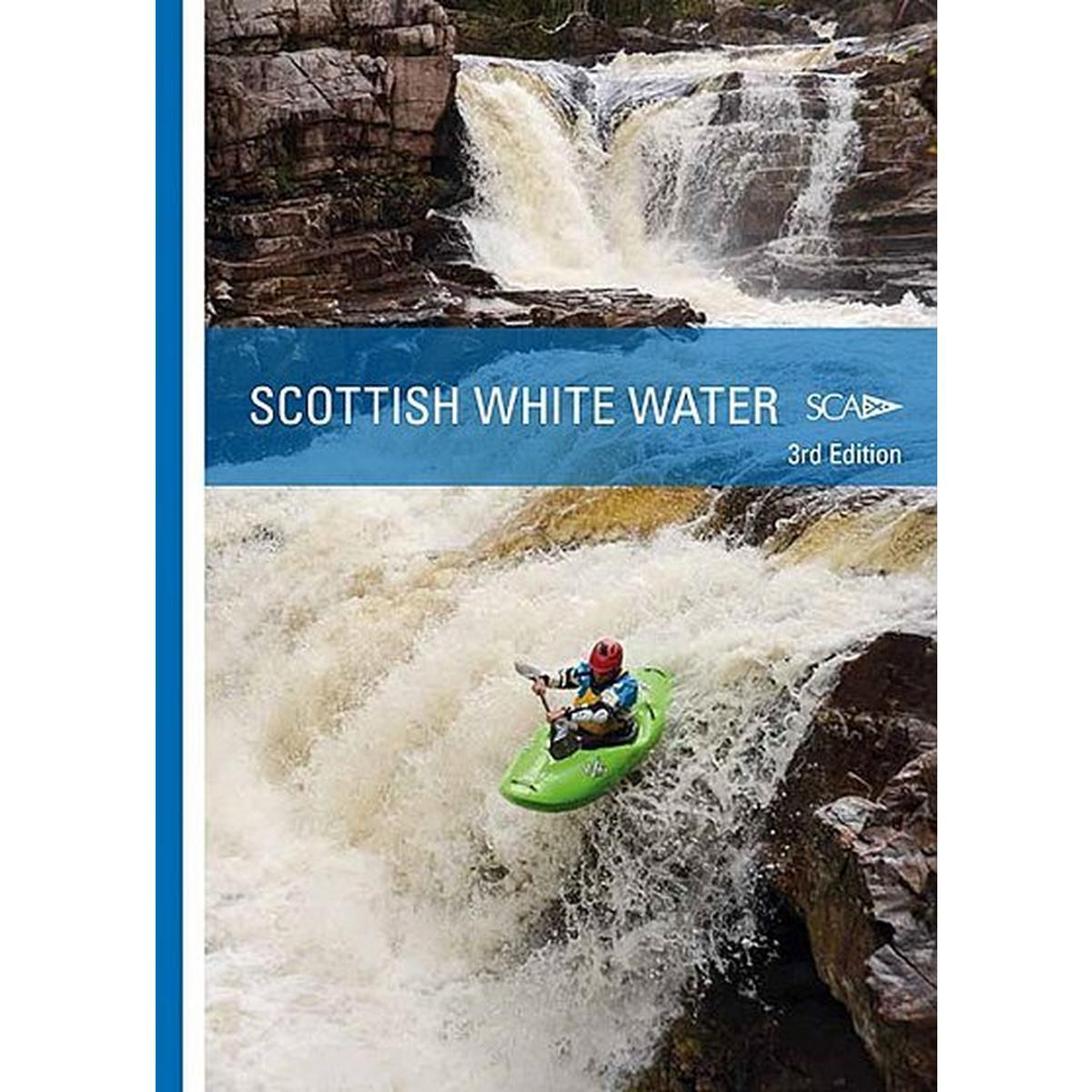 Cordee Book: Scottish White Water 3rd Edition