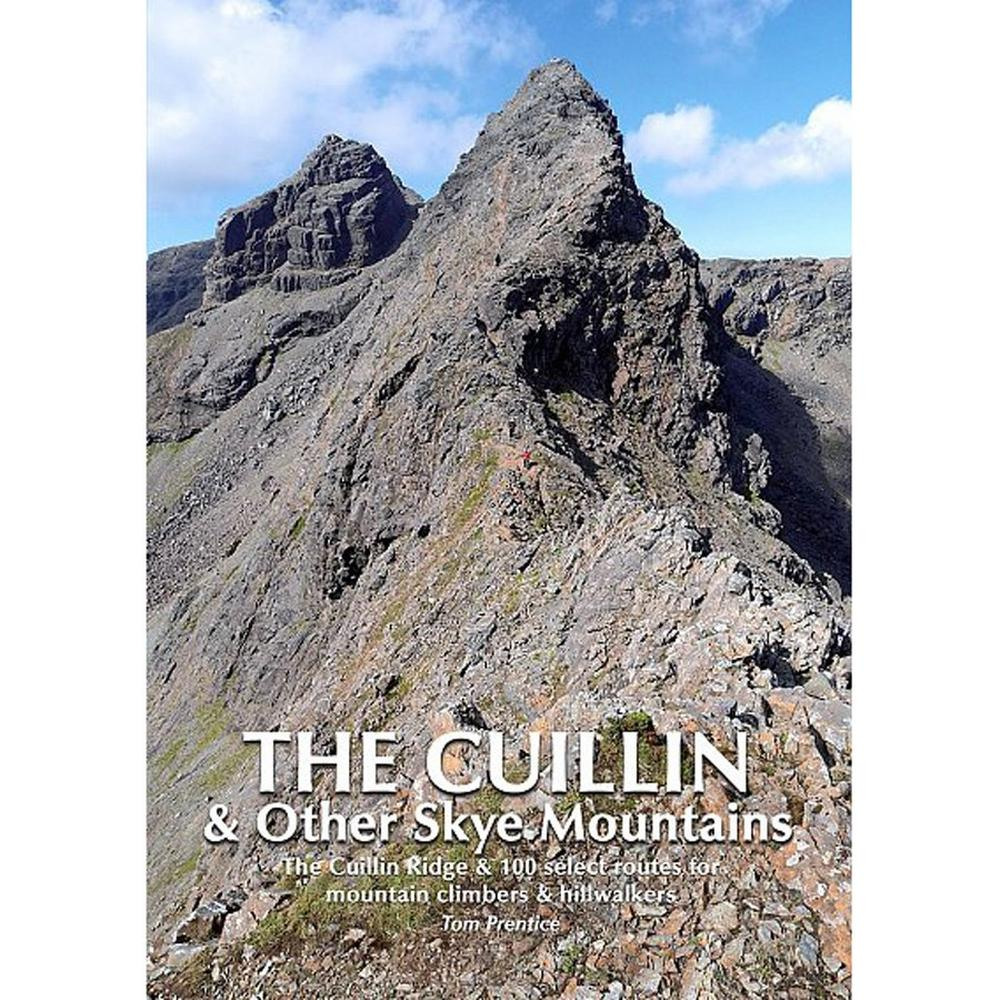 Cordee Climbing & Walking Guide Book: The Cuillin & Other Skye Mountains