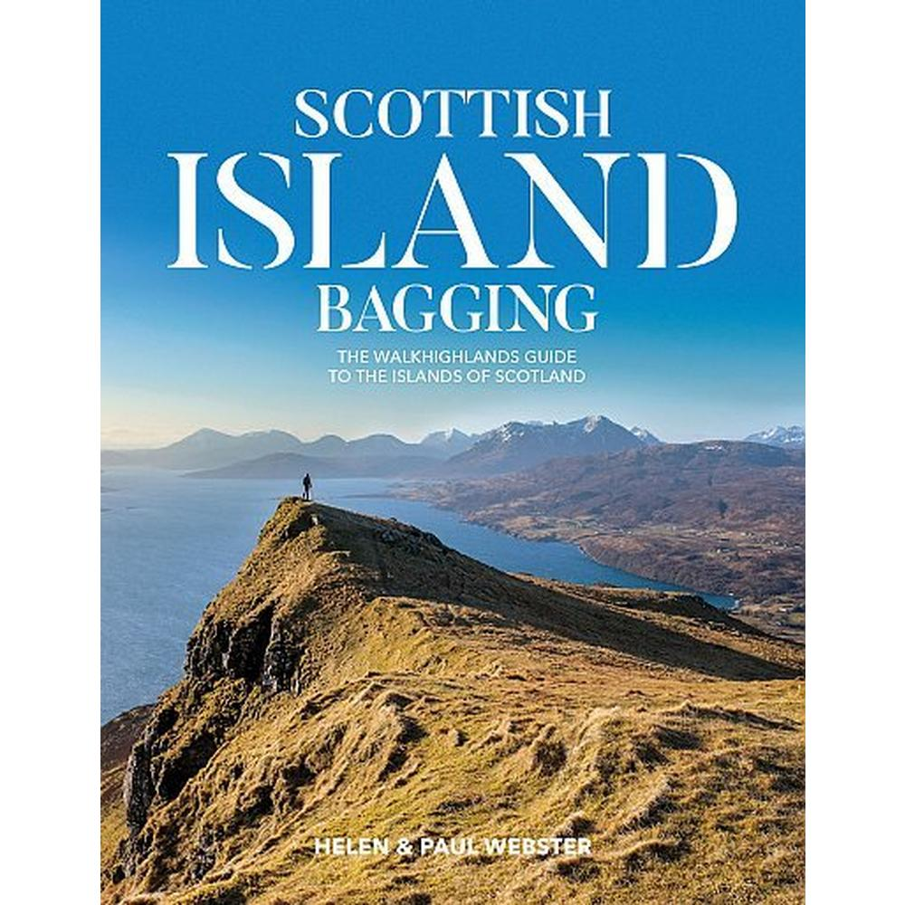 Cordee Book: Scottish Island Bagging