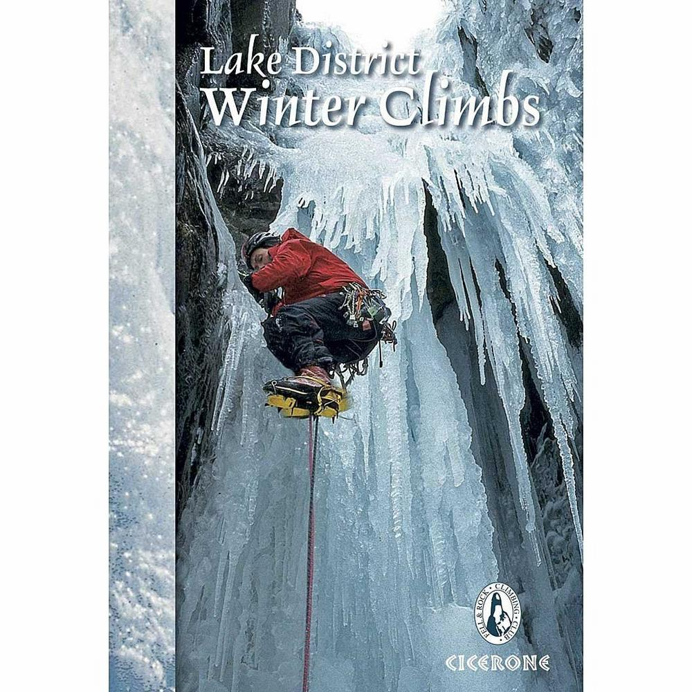 Cicerone Guide Book: Lake District Winter Climbs : FRCC: Davison