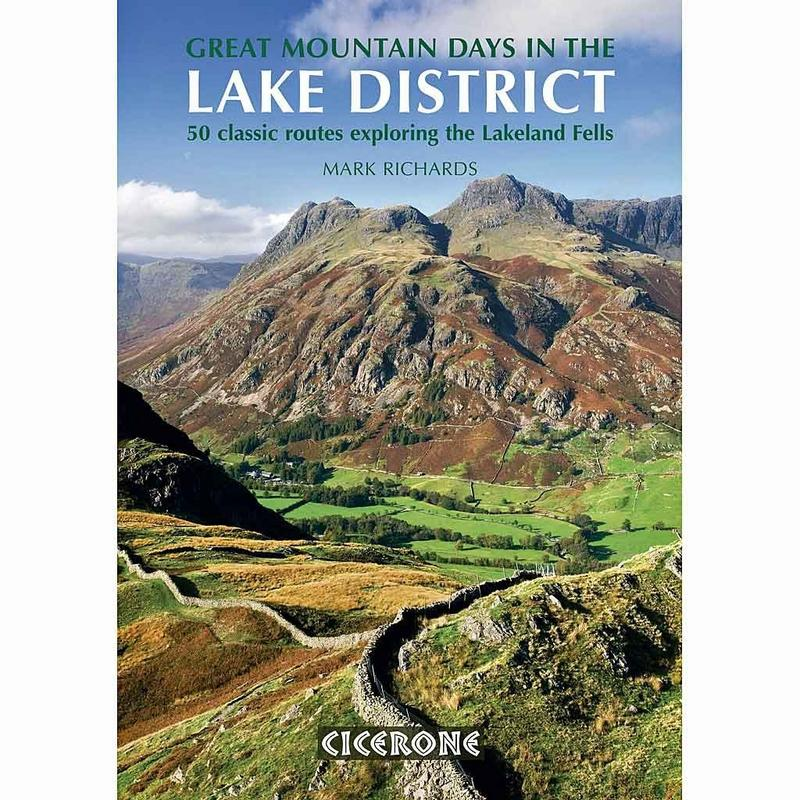 Guide Book: Great Mountain Days in the Lake District: Richards