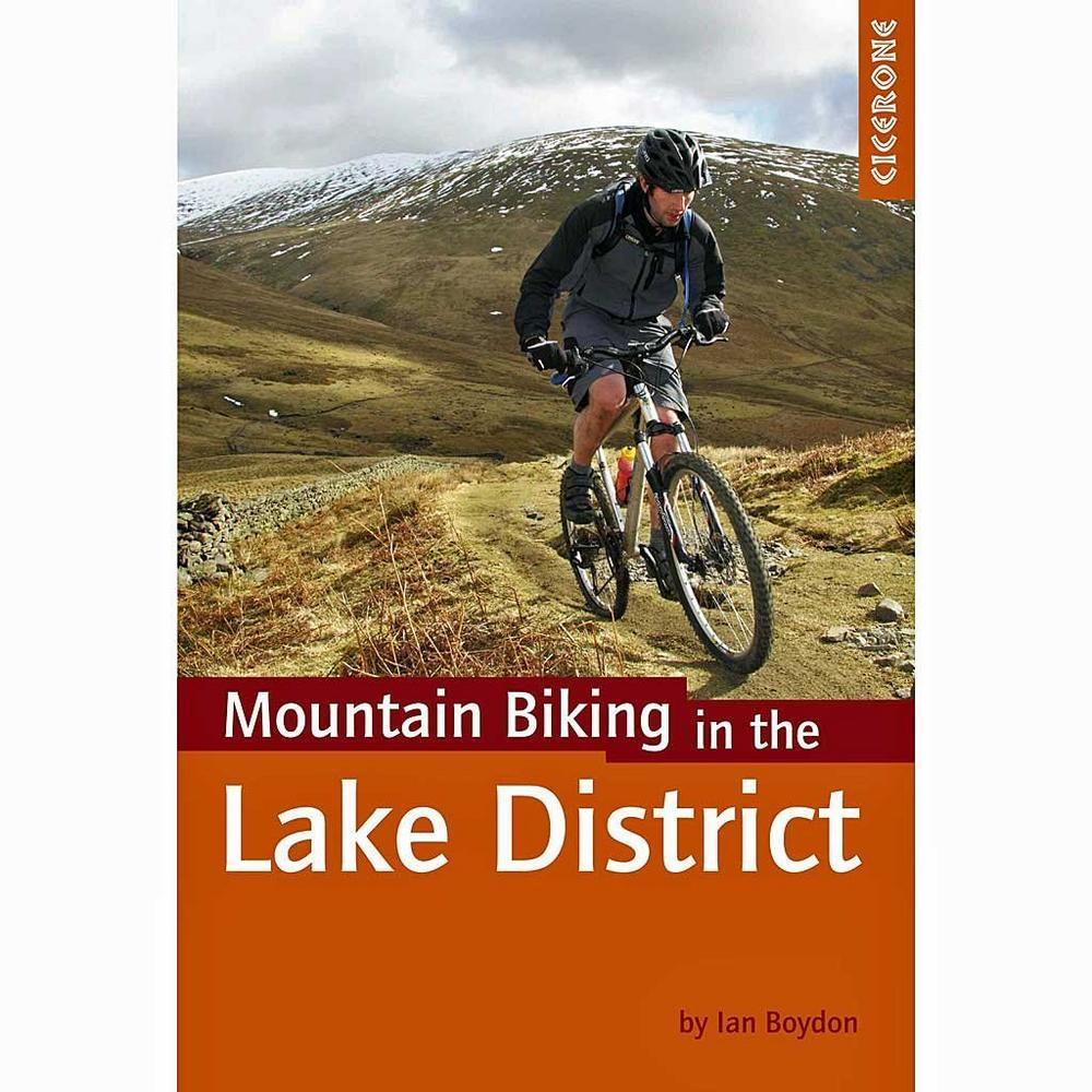 Cicerone Guide Book: Mountain Biking in the Lake District : Ian Boydon