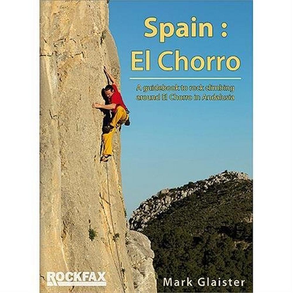 Rockfax Climbing Guide Book: El Chorro