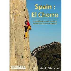 Climbing Guide Book: El Chorro