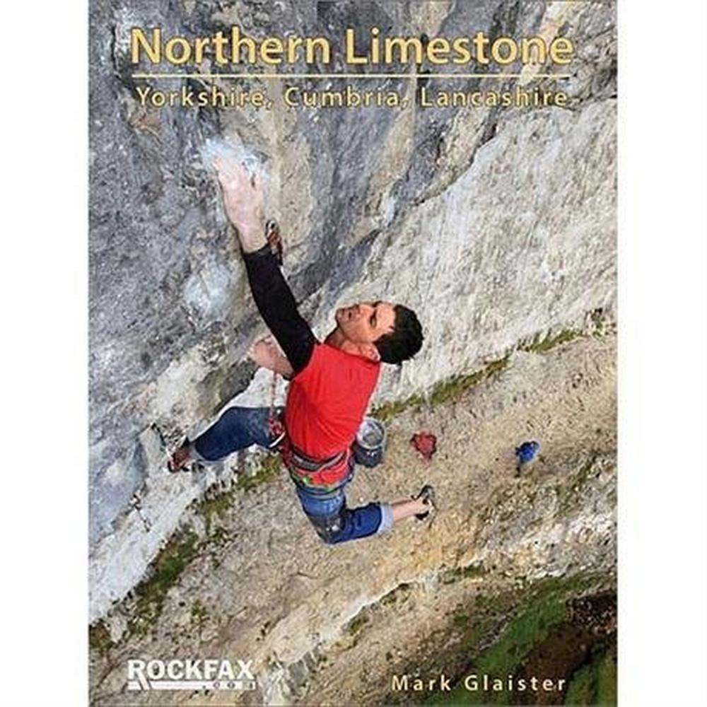 Rockfax Climbing Guide Book: Northern Limestone