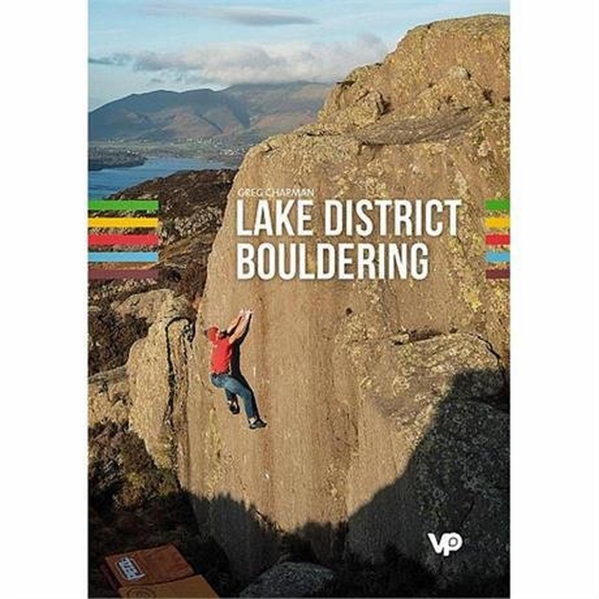 Vertebrate Publishing Climbing Guide Book: Lake District Bouldering Lakesbloc