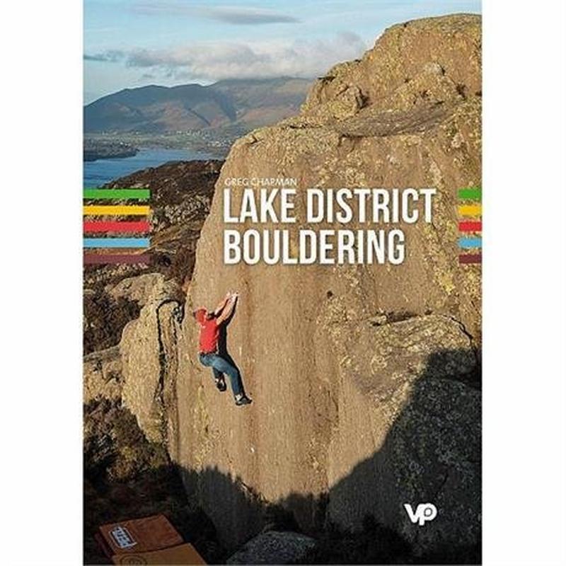 Climbing Guide Book: Lake District Bouldering Lakesbloc