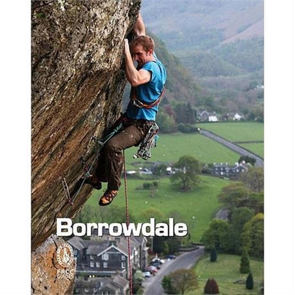 Frcc Guide Books FRCC Climbing Guide Book: Borrowdale