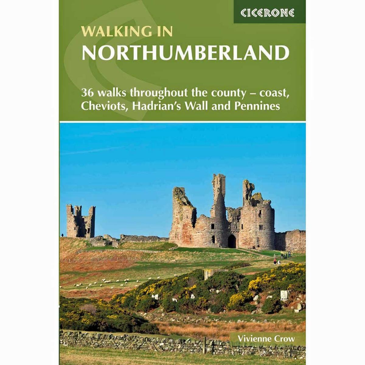 Cicerone Guide Book: Walking in Northumberland