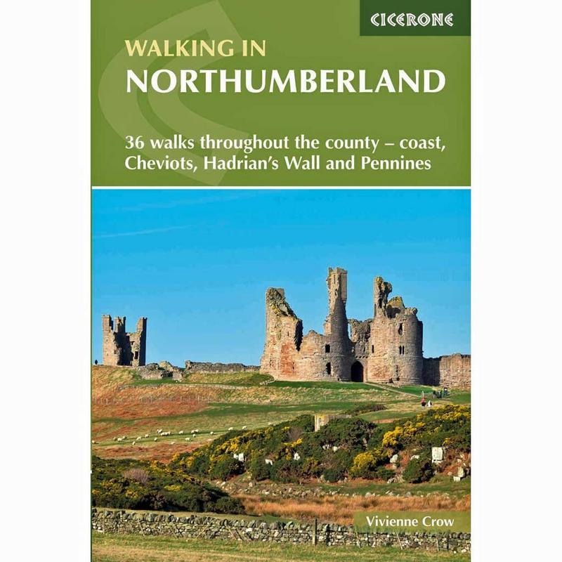 Guide Book: Walking in Northumberland