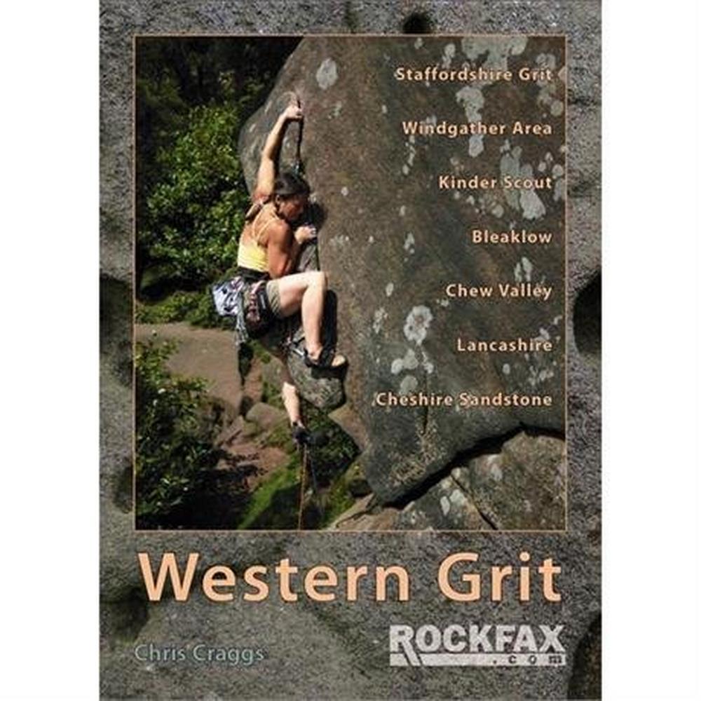 Rockfax Climbing Guide Book: Western Grit