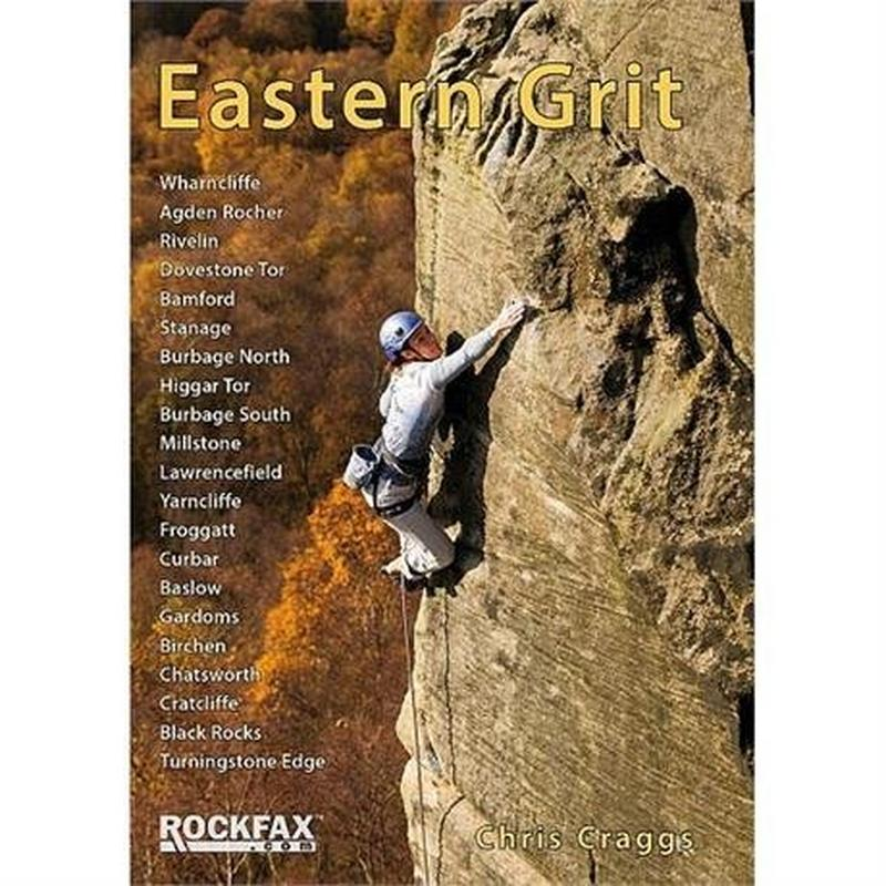 Climbing Guide Book: Eastern Grit