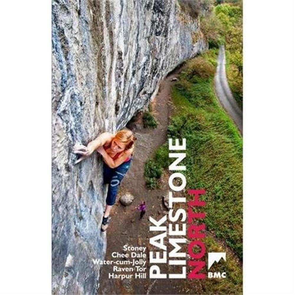 Bmc Climbing Guide Book: Peak Limestone North