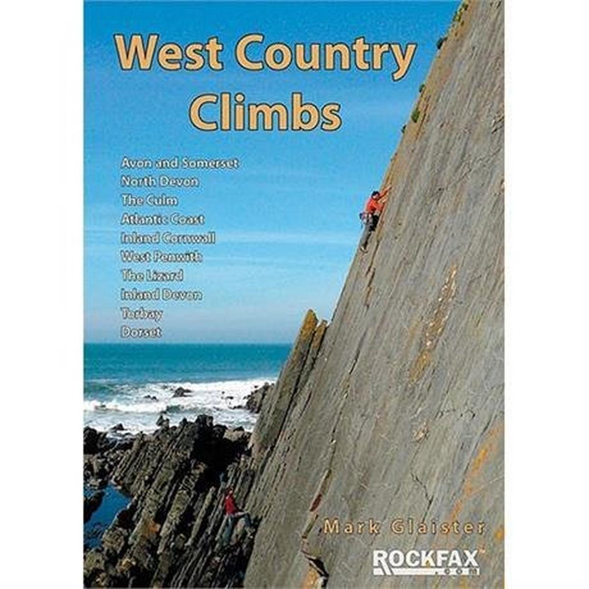 Rockfax Climbing Guide Book: West Country Climbs