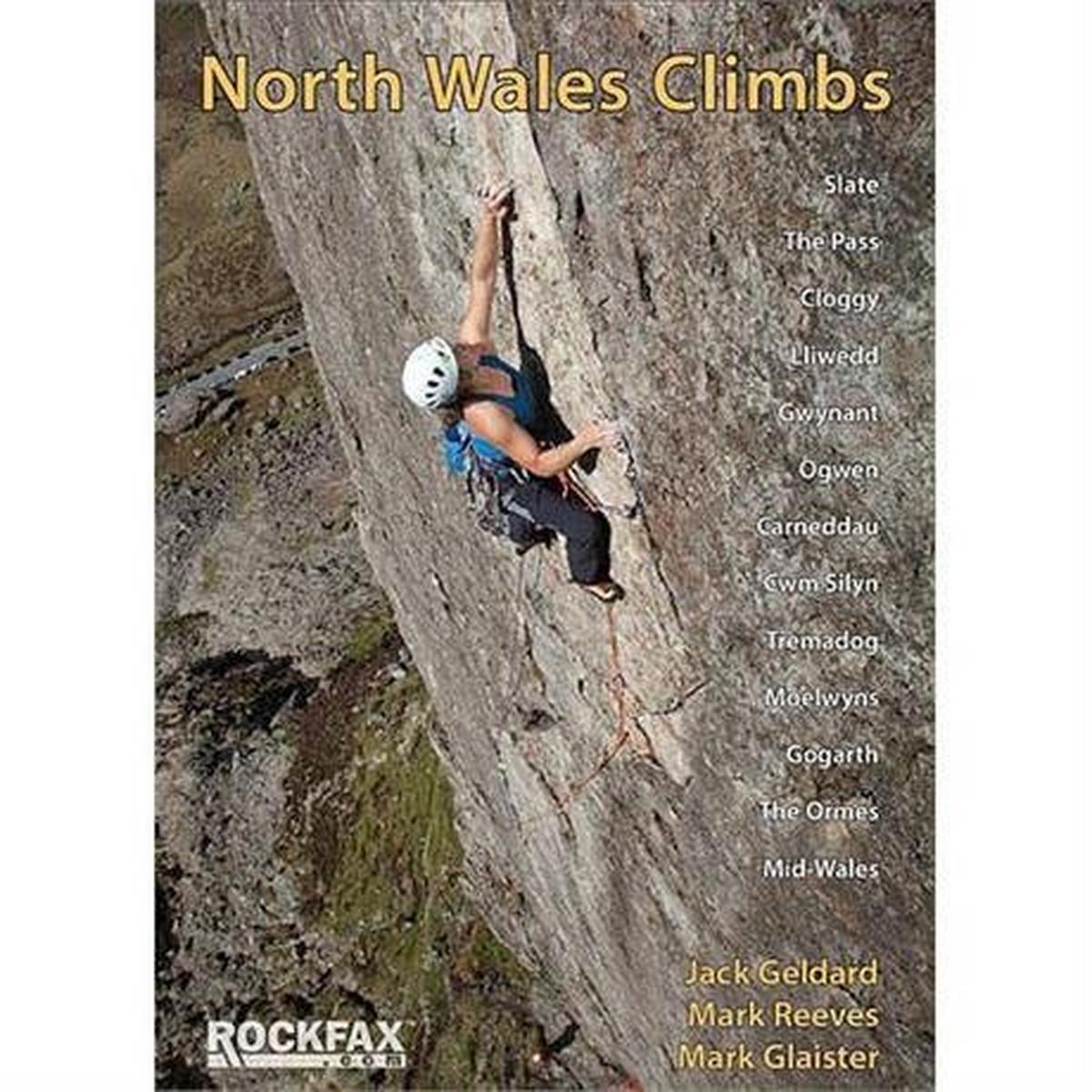 Rockfax : North Wales Climbs