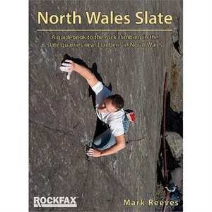Climbing Guide Book: North Wales Slate