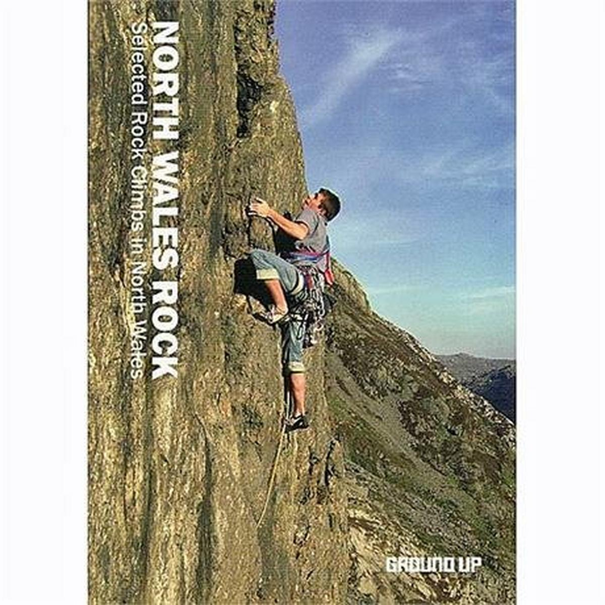 Miscellaneous Climbing Guide Book: North Wales Rock