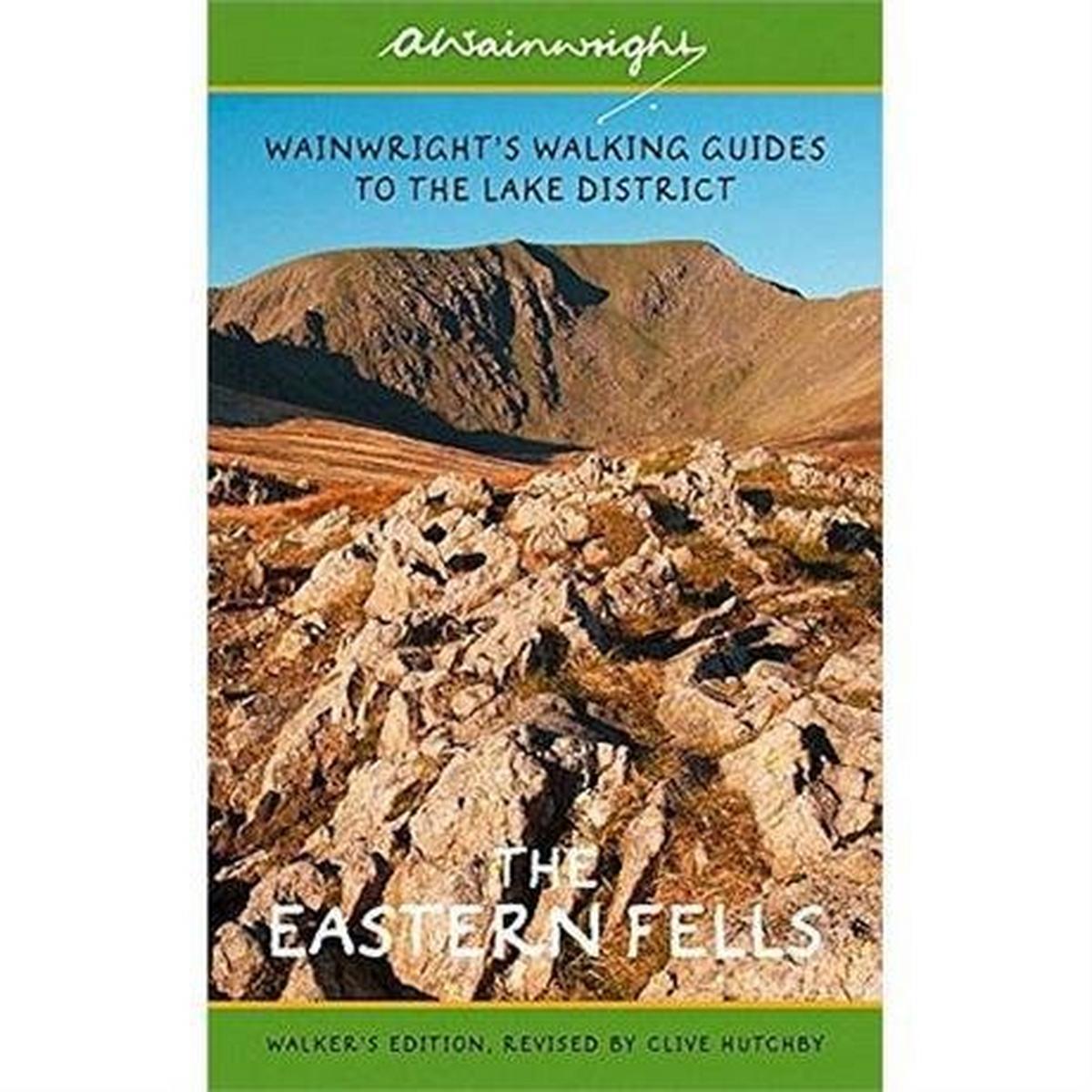 Cordee Wainwright Book Walkers Edition: Eastern Fells No.1