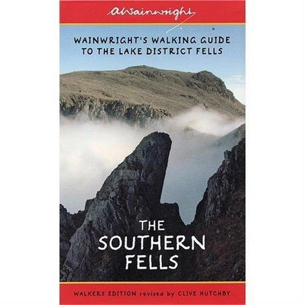 Cordee Wainwright Book 4 Southern Fells Walkers Edition Revised Hutchby