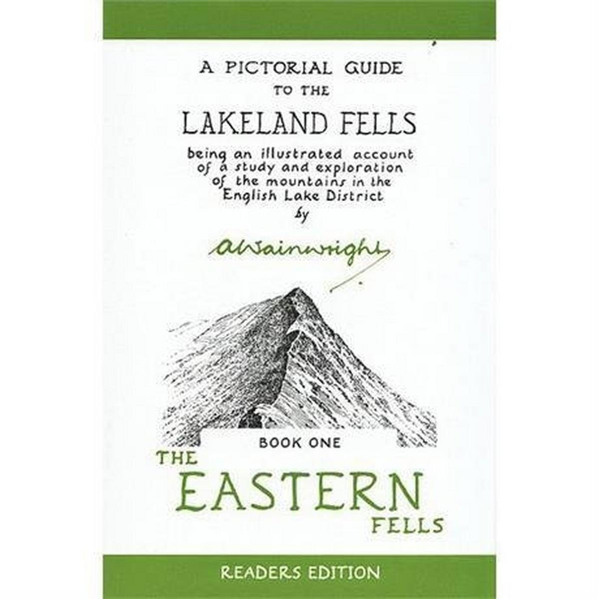 Miscellaneous Wainwright Book 1 The Eastern Fells: Readers Edition