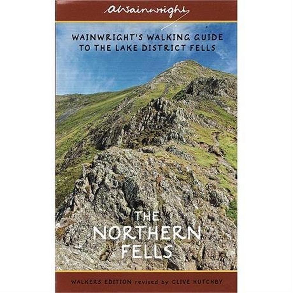 Cordee Wainwright Book 5: Northern Fells Walkers Edition