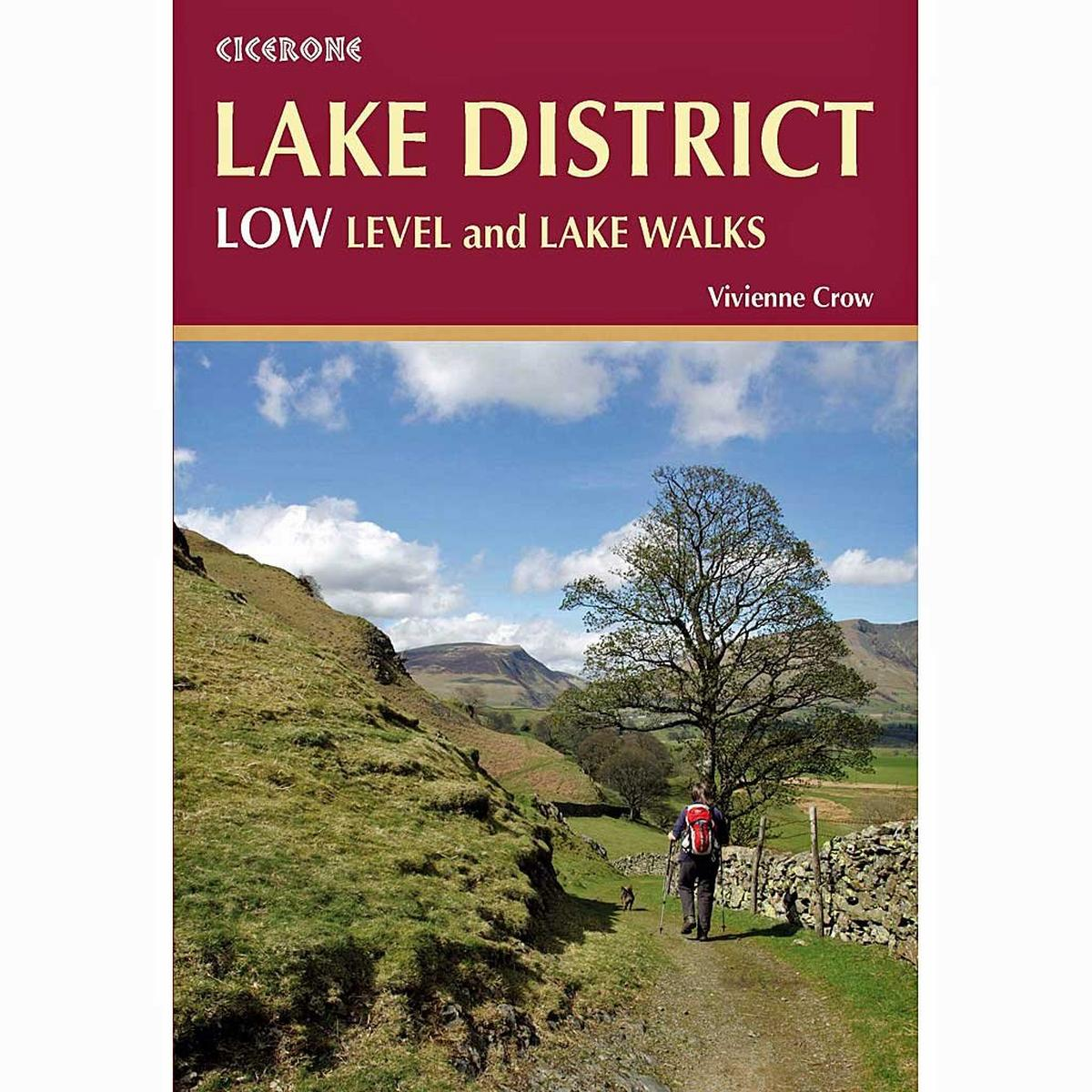 Cicerone Guide Book: Lake District: Low Level and Lake Walks