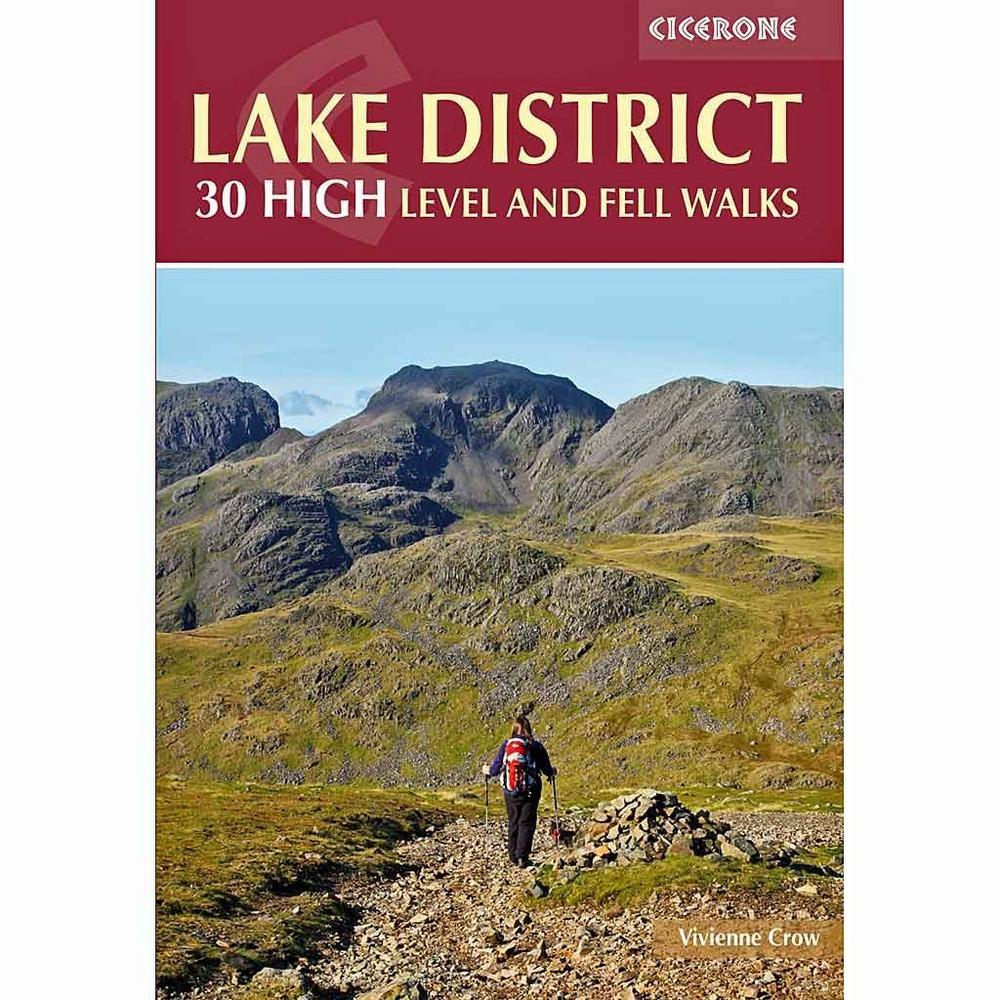 Cicerone Guide Book: Lake District: High Level and Fell Walks