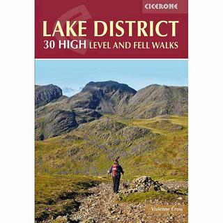 Guide Book: Lake District: High Level and Fell Walks