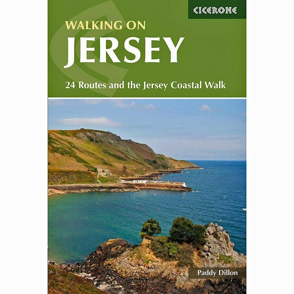 Cicerone Guide Book: Walking on Jersey