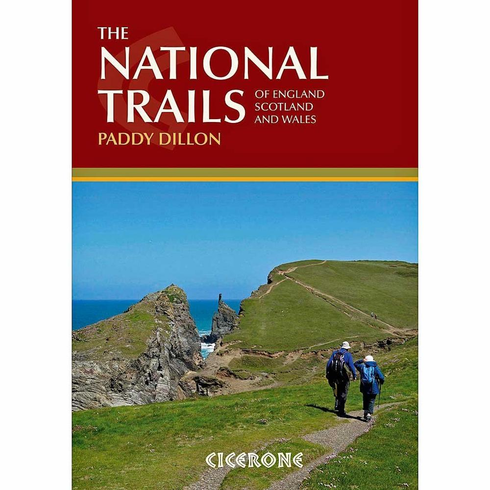 Cicerone Guide Book: The National Trails