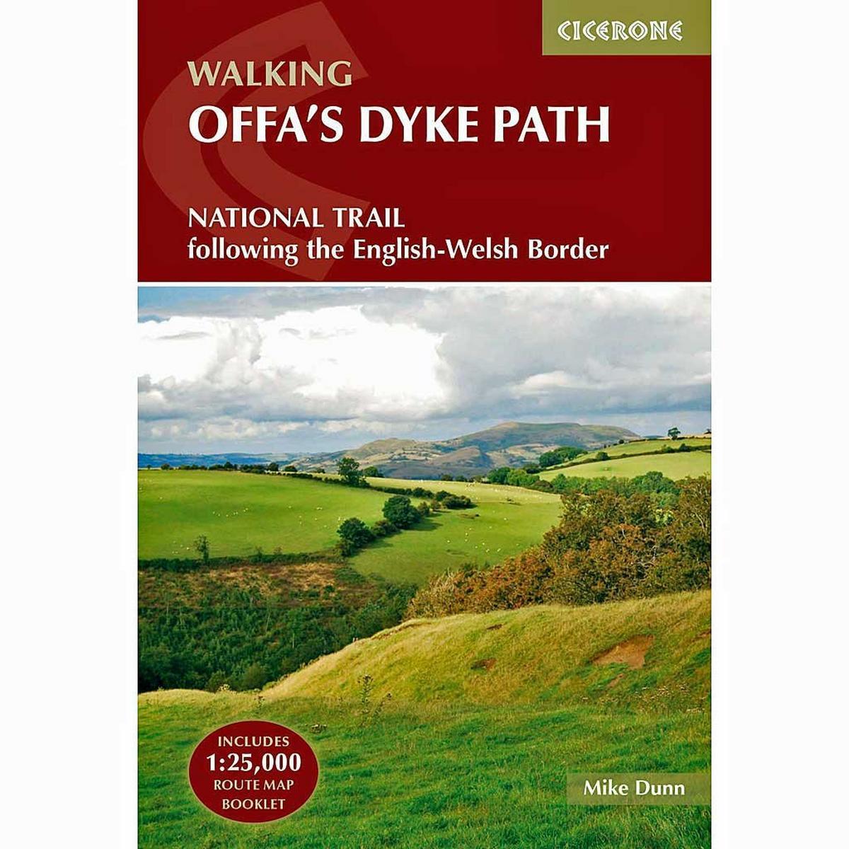 Cicerone Walking Guide Book: Offa's Dyke Path