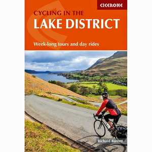 Guide Book: Cycling in the Lake District